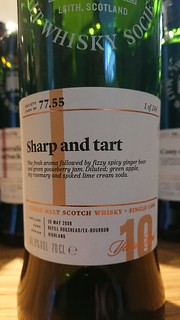 SMWS 77.55 - Sharp and tart
