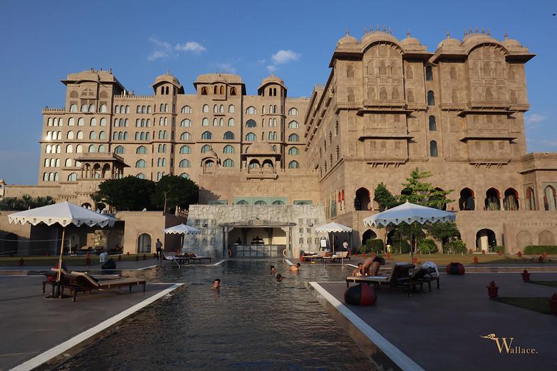 Fairmont Jaipur 齋浦爾費爾蒙酒店 粉紅之城