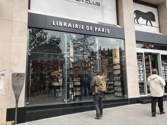 Librairie de Paris (75017)