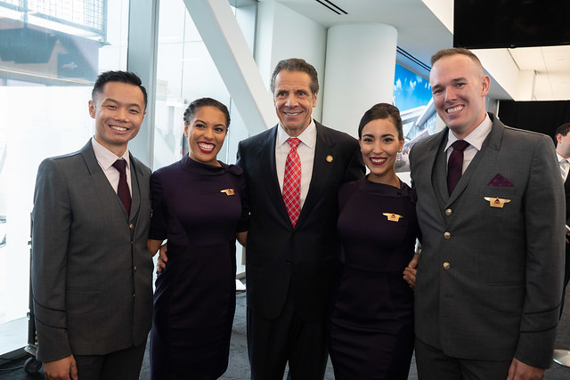 Governor Cuomo Announces Opening of Delta's First New Concourse and Gates as Part of LaGuardia's $8 Billion Transformation to a World-Class Airport