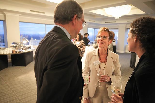 2019 Columbia Alumni Reception