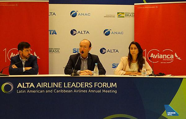 Avianca, Anko van der Werff CEO Avianca ALTA Forum 2019 (RD)