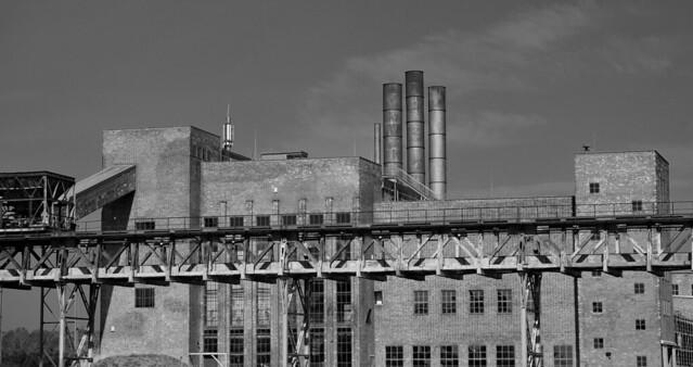 Peenemünde - Power Station