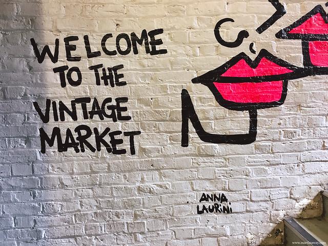 Vintage Market, mercati di Londra