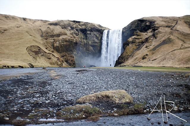 Skógafoss - South coast of Iceland