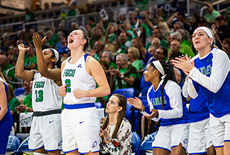 FGCU WOMEN'S BASKETBALL VS. UCF