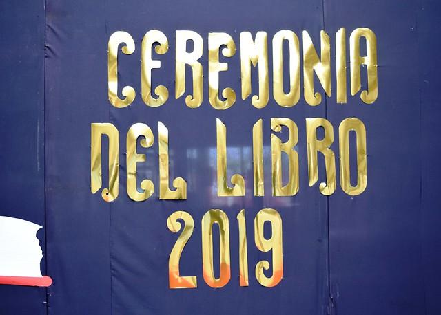 1º A: Ceremonia del Libro 2019