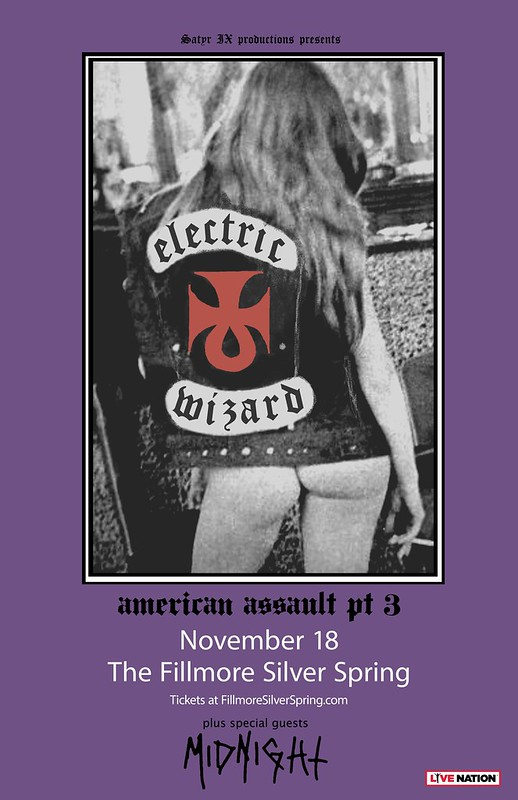 Electric Wizard at Fillmore Silver Spring