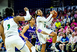 FGCU WBK VS. CENTRAL CONNECTICUT STATE