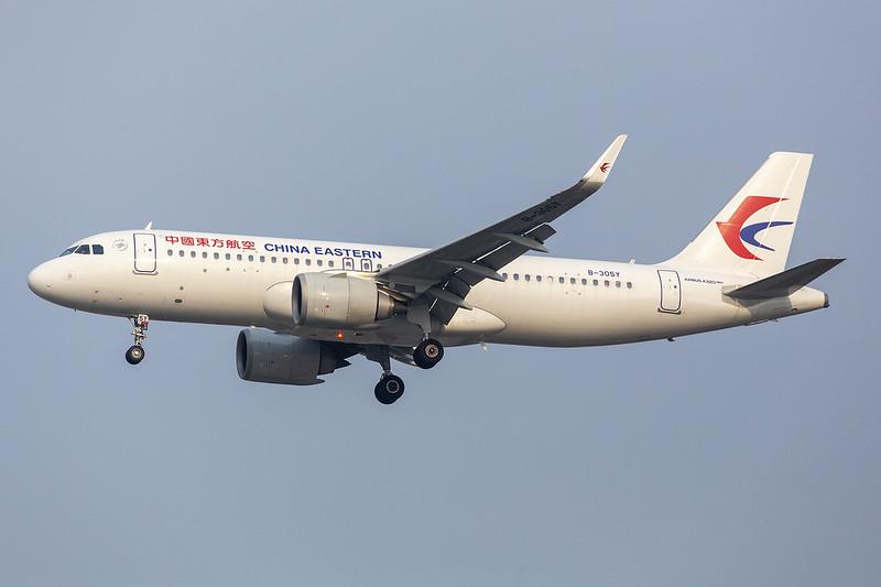 B-305Y A320NEO China Eastern Airlines 17-09-19 PEK maarten-sr
