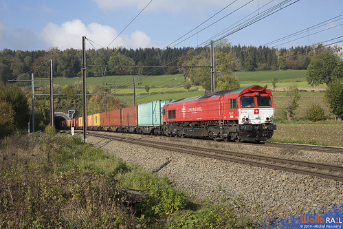 PB 03 . Crossrail . Z 41521 . Hombourg . 29.10.19.