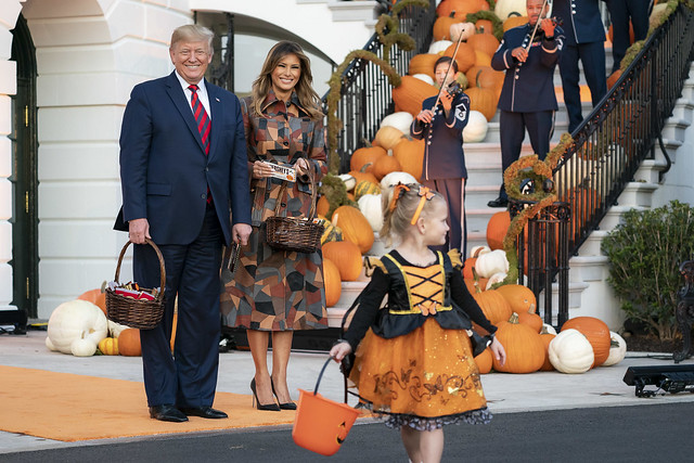 Halloween at the White House 2019!