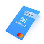 Get Free EU/UK Bank account, MasterCard and €15 with Monese