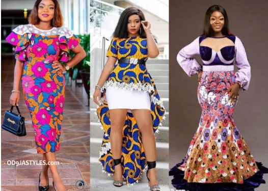 Top African Black Woman Dresses Styles 2020