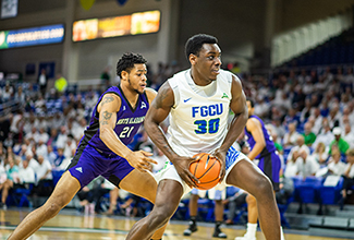 FGCU MEN'S BASKETBALL VS. ROBERT MORRIS