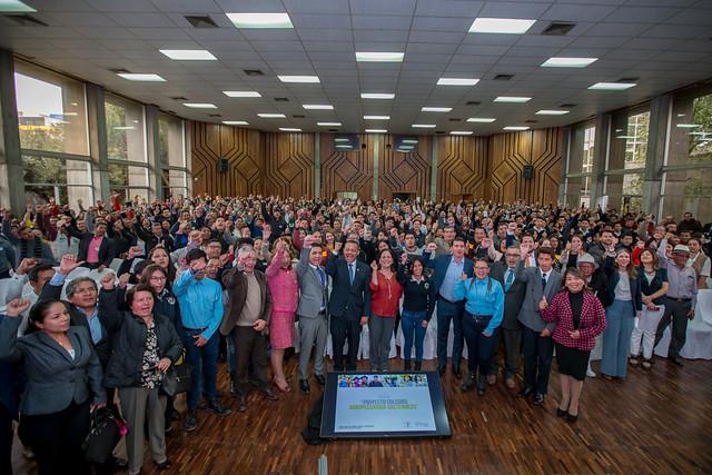 Taller Proyecto Colegios Agropecuarios Sostenibles
