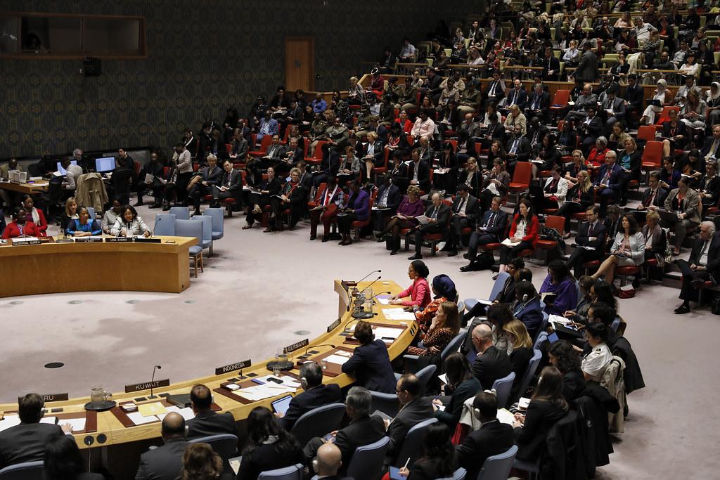 Women, Peace and Security - UN Security Council Open Debate, 2019