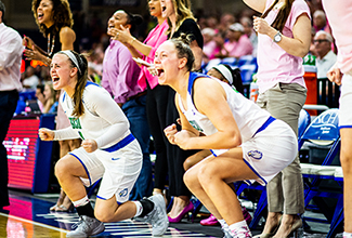 FGCU WOMEN'S BASKETBALL VS. LSU