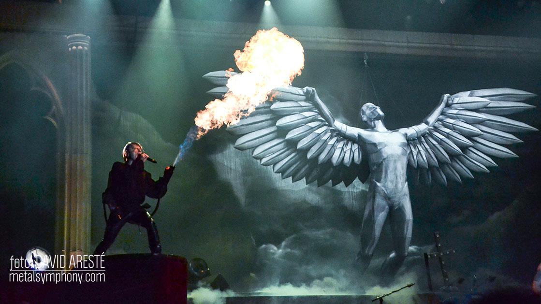 El legado de Iron Maiden se perpetuó en Chile