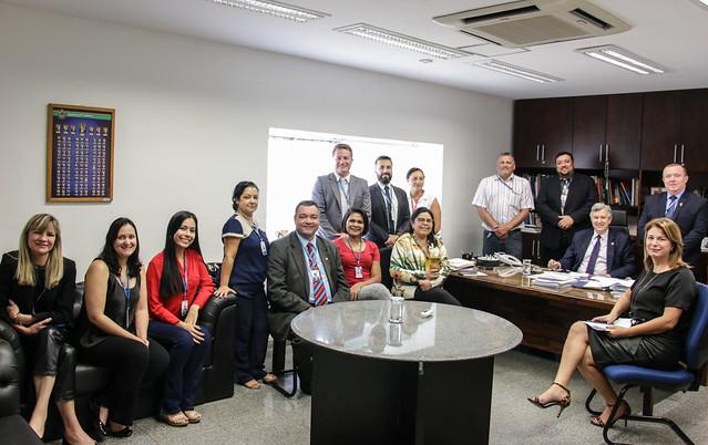 29/10/2019 Reunião Equipe Gabinete Brasília