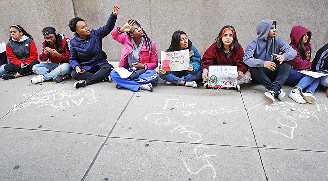 Students Want Their Teachers to Stand Up For Them