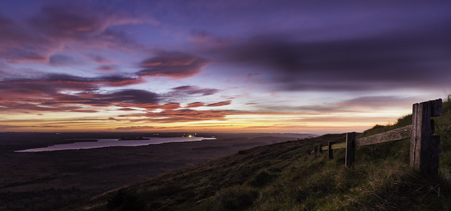 Monts d'Arrée Sunrise