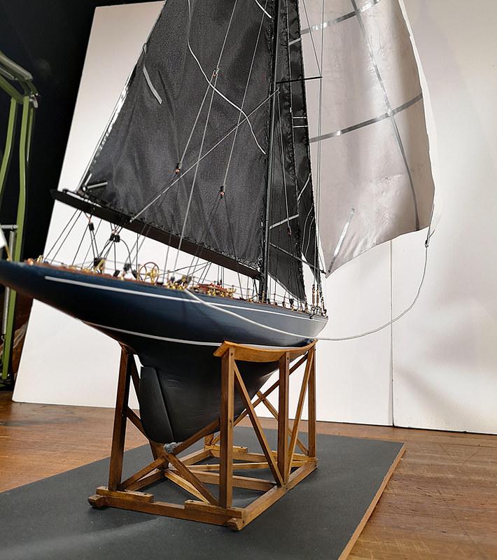 Endeavour 1934 - yacht J-class - 1:80 Amati - Page 5 48982502541_0796c0503d_c