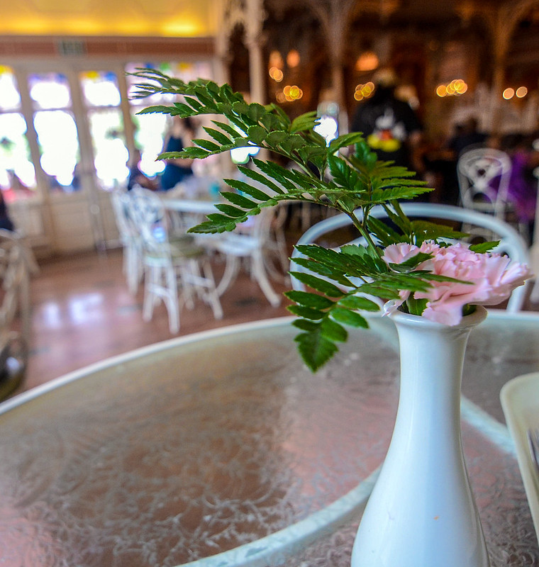 Plaza Inn flower