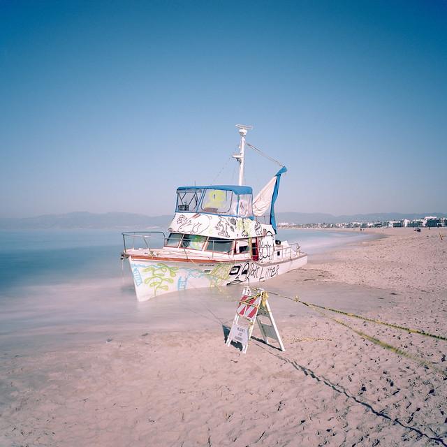 three hour tour. marina del rey, ca. 2019.
