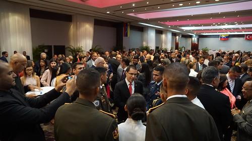 República de Turquía celebra en Caracas 96 aniversario de su independencia