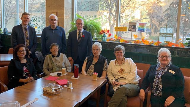 Easing access to seniors financial programs