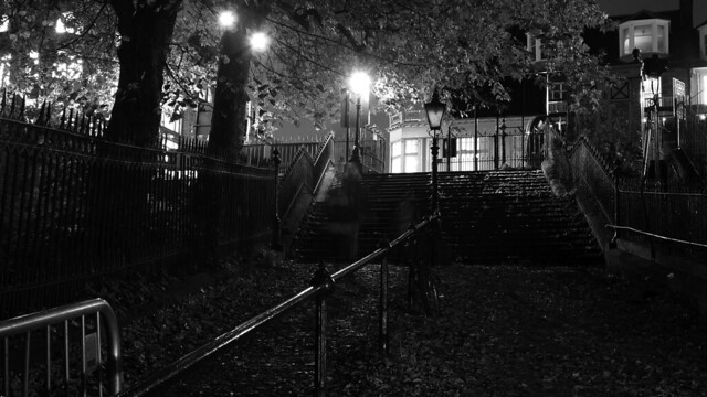Steps Into Autumn Night 01