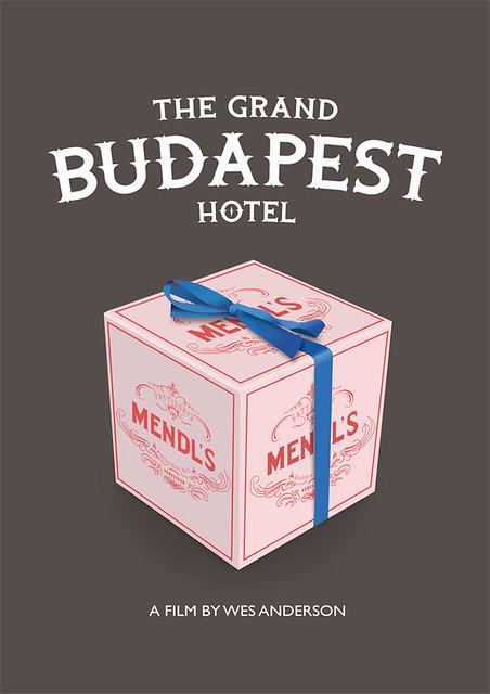 The Grand Budapest Hotel - Alternative Movie Poster