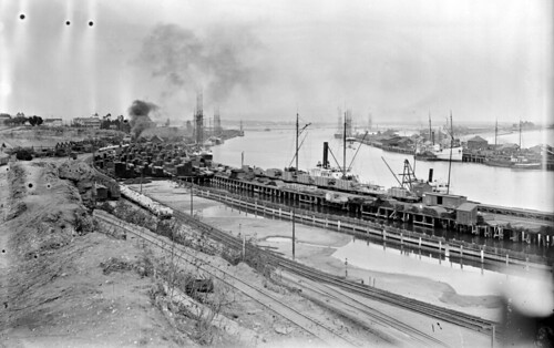 San Pedro Harbor, circa 1905