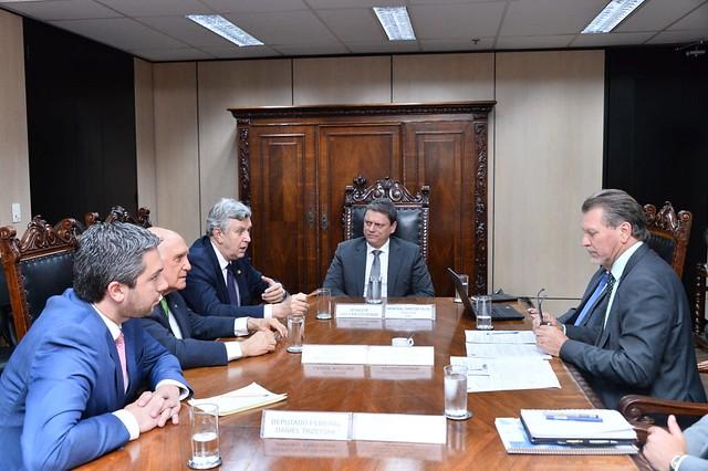 29/10/2019 Audiência Ministério da Infraestrutura
