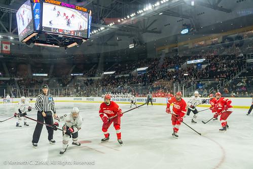 Cornell vs Northeastern NCAA ice hockey
