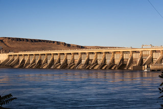 McNary Dam, Fading Light