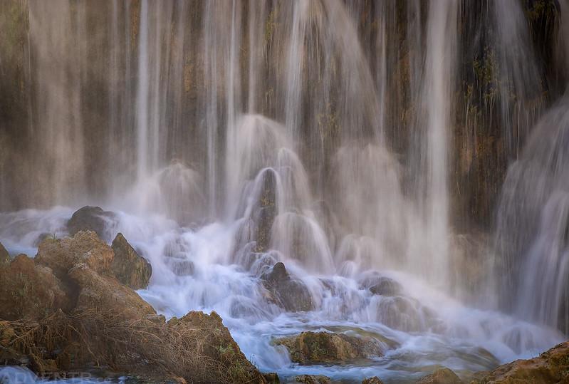Ghosts of Navajo Falls