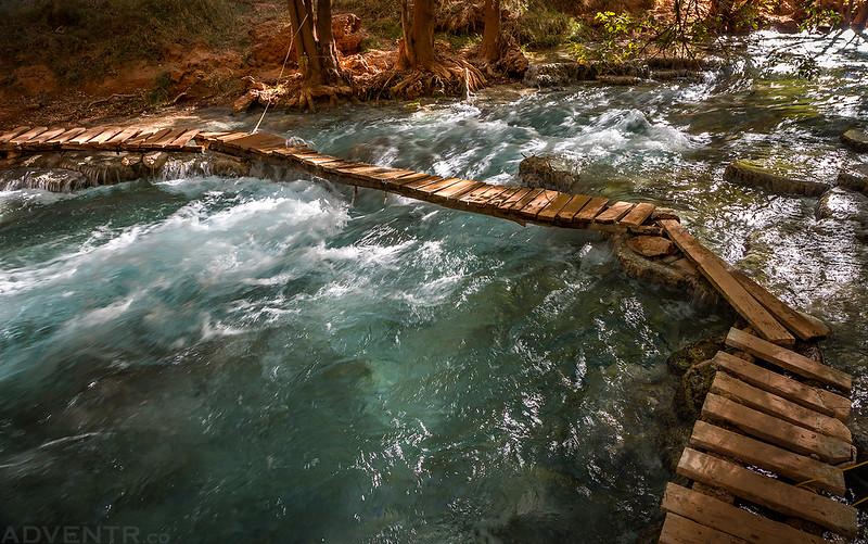 Bridge To Camp