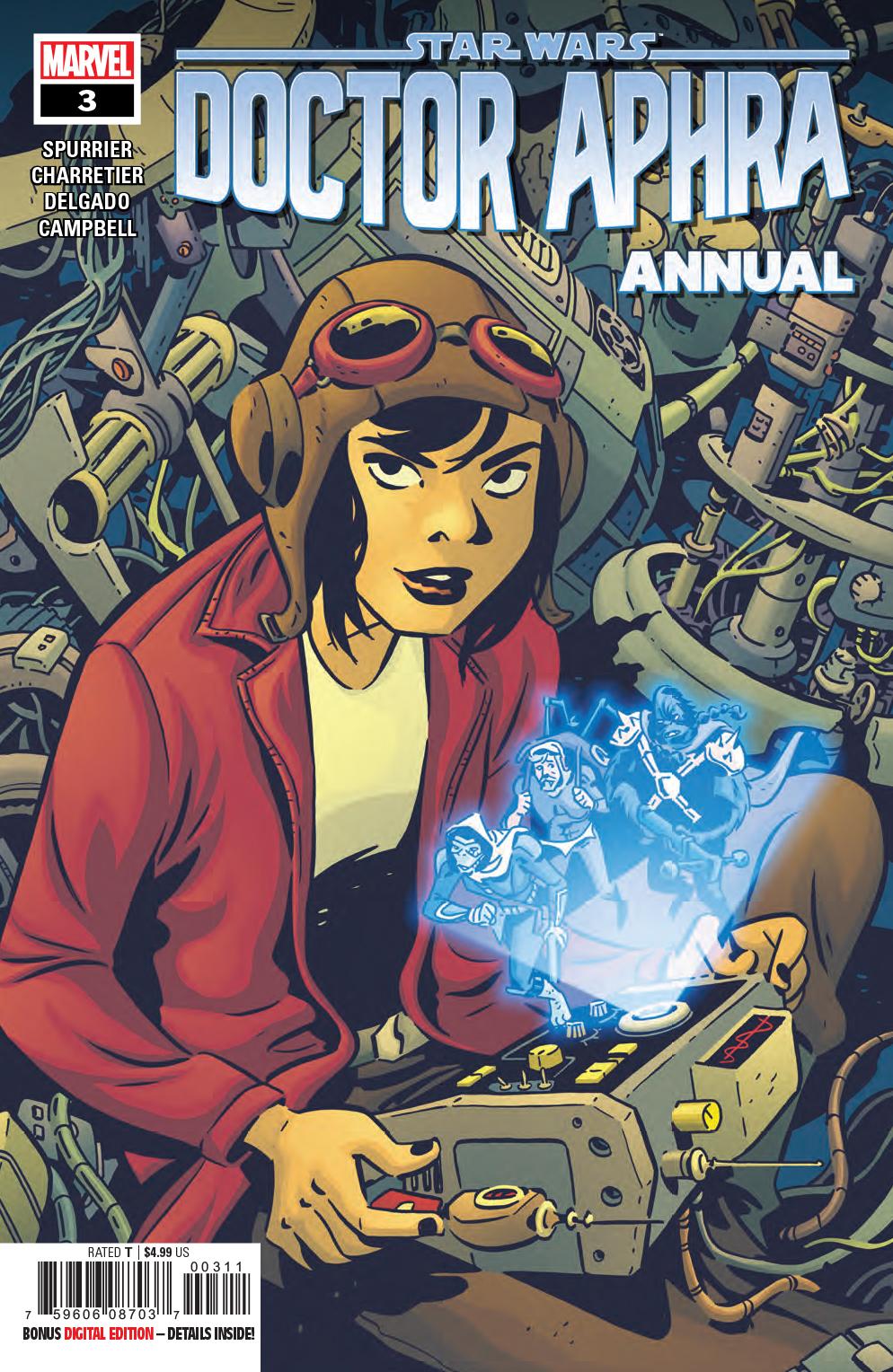 Marvel Comics Star Wars DOCTOR APHRA #37 first printing