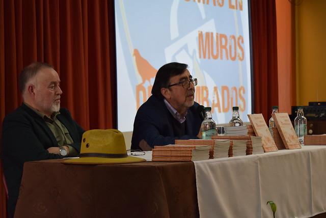 Presentación Libro poemas Prof. Ricardo Opazo