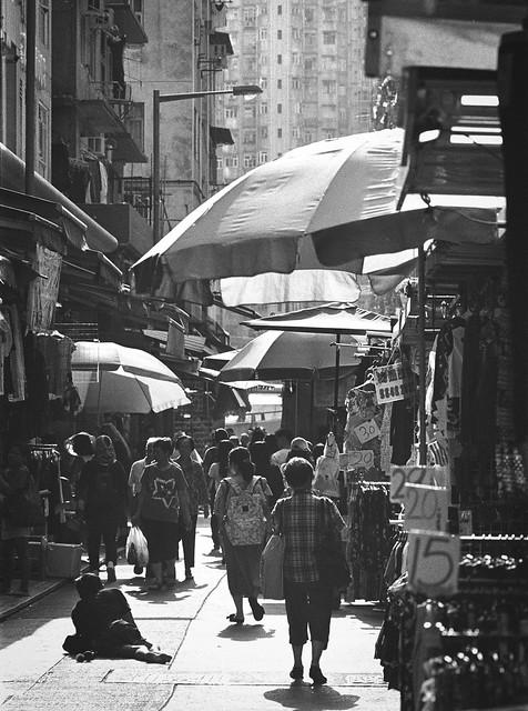 Marble Street, Hong Kong
