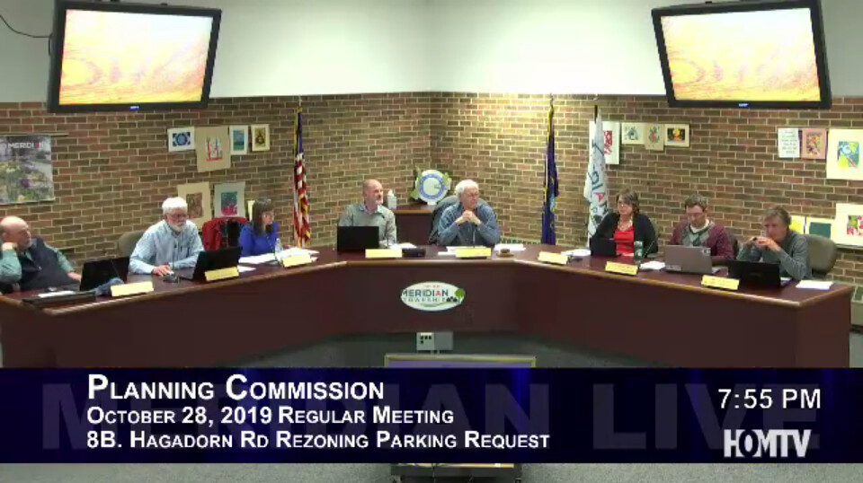 Planning Commission Discusses Hagadorn Road Rezoning Request