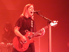 Tue, 10/29/2019 - 10:04pm - Sleater-Kinney at the House of Blues, Boston, MA.  10-29-2019.