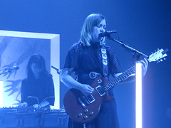 Tue, 10/29/2019 - 9:35pm - Sleater-Kinney at the House of Blues, Boston, MA.  10-29-2019.