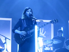 Tue, 10/29/2019 - 9:34pm - Sleater-Kinney at the House of Blues, Boston, MA.  10-29-2019.
