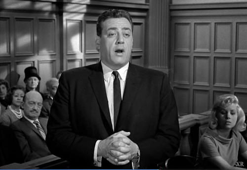 1963... Perry Mason sings!