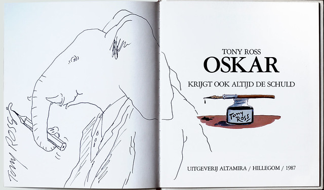 Oskar by Tony Ross