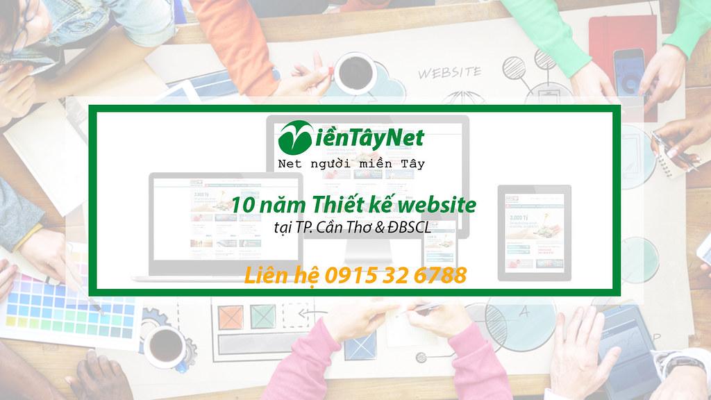 Thiết kế website Cần Thơ 0915326788