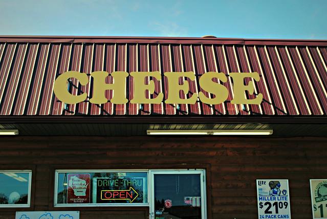 Wisconsin Cheese in Boscobel, Wisconsin